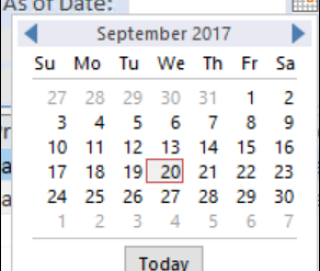 Msaccess Date Picker Not Available For Unbound Text Fields With Input Mask